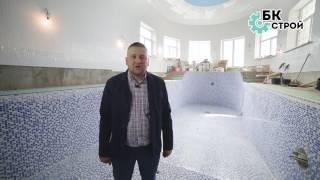 Строительство, ремонт и обслуживание бассейнов в Москве и Подмосковье