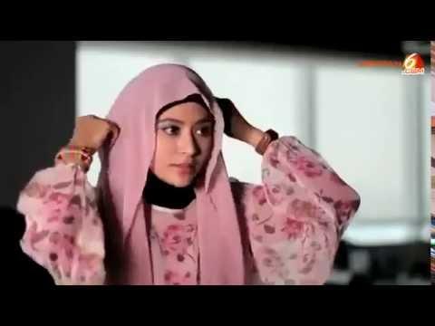 Tutorial Hijab Pashmina Simple Look Untuk Pesta  Kondangan  YouTube