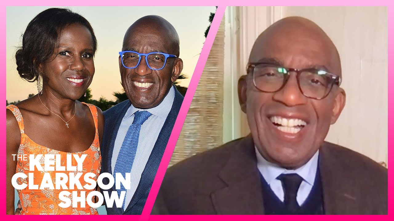 Al Roker Did The Cutest Thing To Win Over His Wife | Kelly Extras