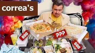 Доставка ресторана Correa`s | Золотые оладушки