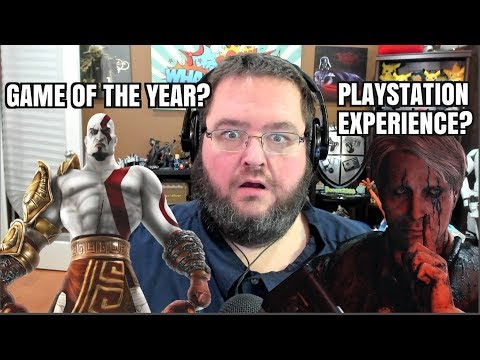 Gaming News - Game Awards and Playstation Experience Wrap-Ups!