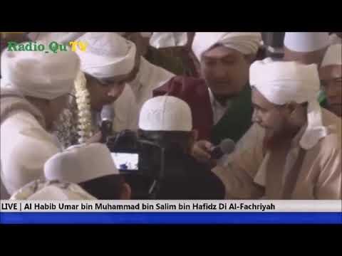 Akad Nikah Ahmad Muwaffaq bersama Habib Umar bin Hafidz