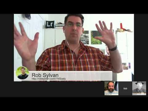 Lightroom Hangout: Unlocking the Web Module