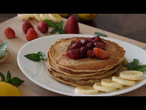 Whole Wheat Pancakes Recipe | Go Delicious