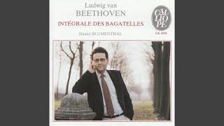 7 Bagatelles, Op. 33: No. 6 in D Major: Allegretto quasi andante