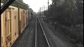 NJT Raritan Valley Line Cab Ride: Newark to High Bridge (~2000)
