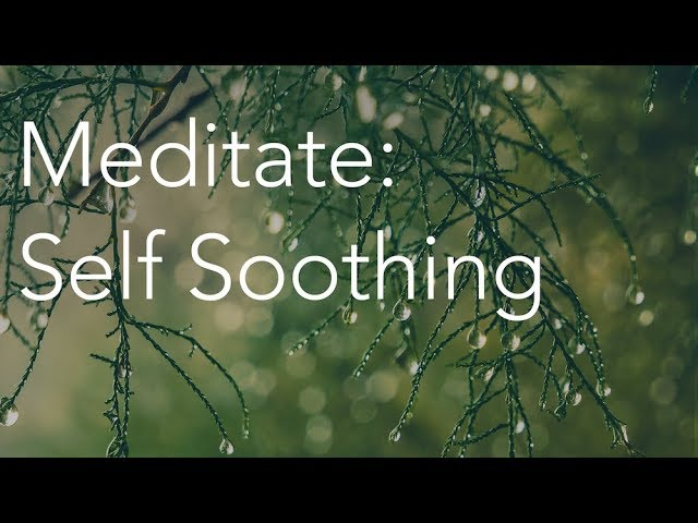 Daily Calm | 10 Minute Mindfulness Meditation | Self Soothing