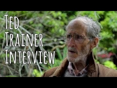 Ted Trainer Interview on The Simpler Way