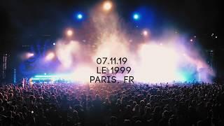 Elderbrook announces upcoming EU Tour