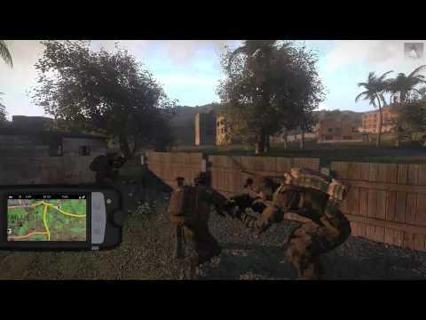 15thMEU & 506thIR Joint Operation Landslide - Arma 3 Coop
