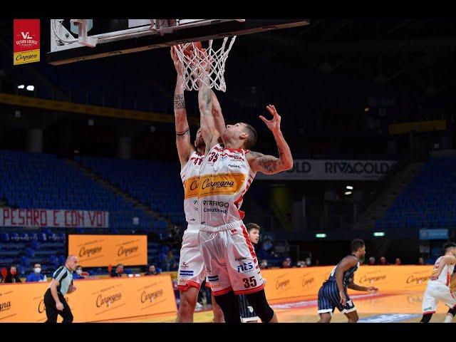 [HighLights] Carpegna Prosciutto Basket Pesaro - Fortitudo Lavoropiù BO: 70-78