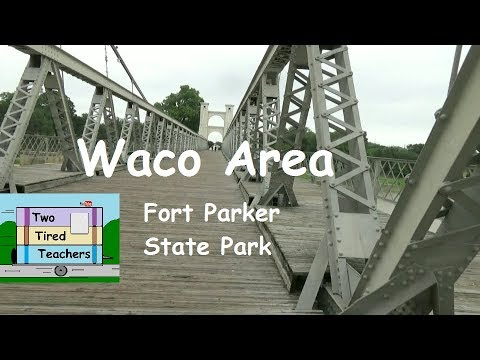 Waco Area, Fort Parker State Park, Mammoth Dig