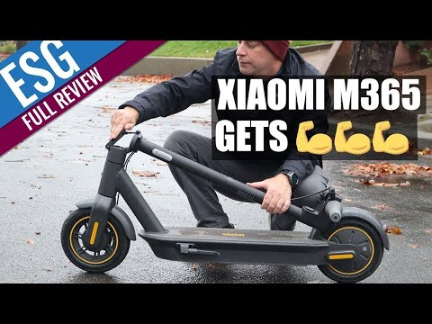Segway Ninebot Max Review | Xiaomi M365 Pro Gets Bulked Up!