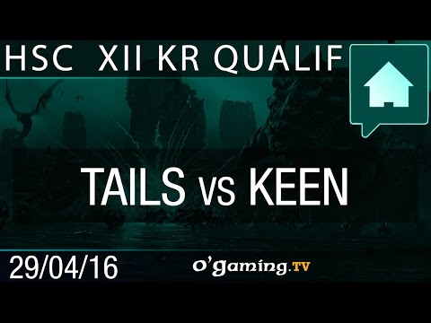 Tails vs KeeN - HomeStory Cup XIII - Qualifier KR