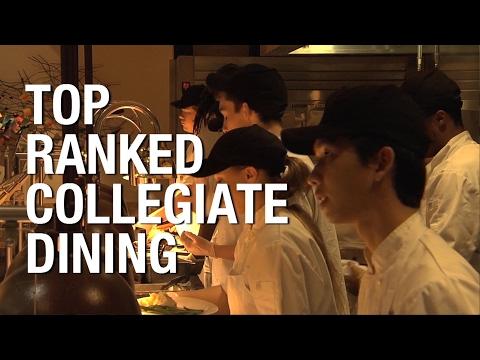 Virginia Tech Dining Services - Award-Winning Collegiate Dining