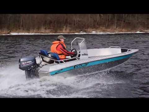Алюминиевая лодка NewStyle-431