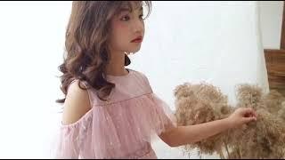 Сетчатое платье феи для девочек; сезон лето; коллекция 2020 года; новый стиль; детские платья;