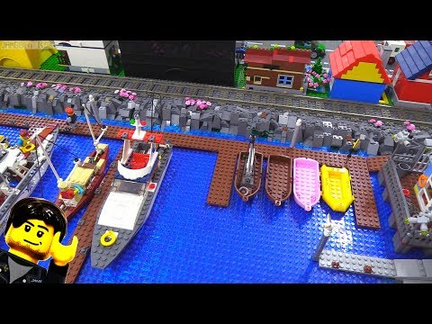LEGO city update & Star Wars takedown explained