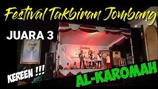 JOMBANG TAKBIR FEST - AL-KAROMAH