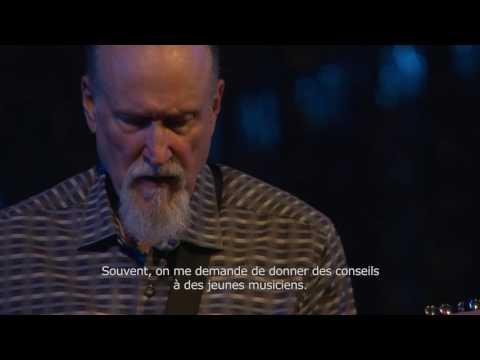 Interview - John Scofield   Montreux Jazz Festival 2016