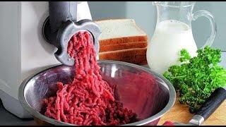 Как приготовить правильный,мясной ФАРШ