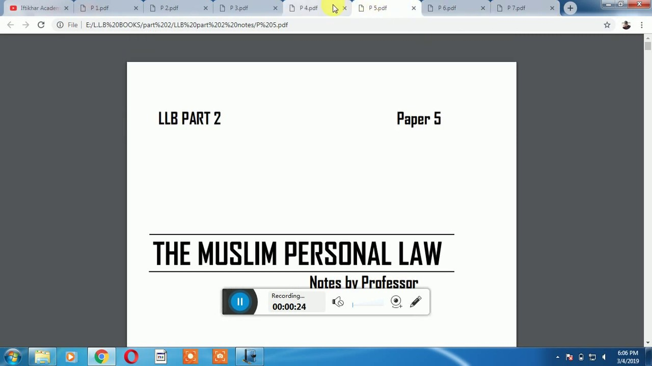 LLB part 2 notes pdf & Administrative law , company law, contitutional  history, international law