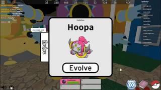 HHHOOOOOPPPAAA!!!!! | Pokemon Kämpfer EX | Roblox
