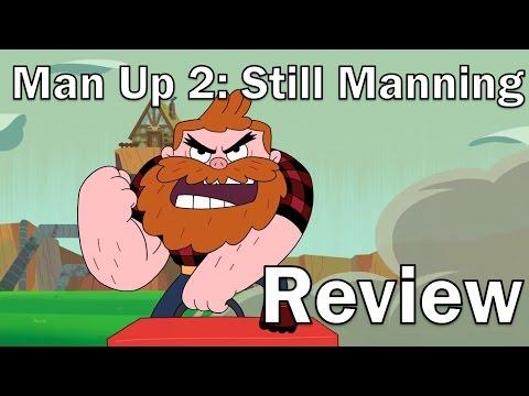 [Review] The Powerpuff Girls (2016) - Man Up 2: Still Manning