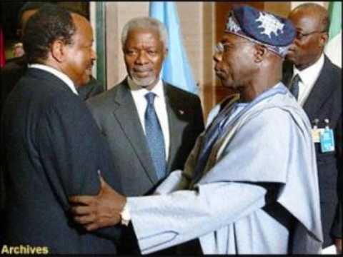 Obi Igwe and the Good Brothers