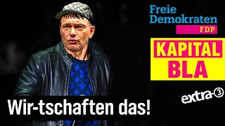 """FDP: """"Der Markt regelt ALLES!"""""""