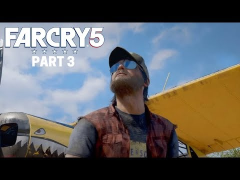 Far Cry 5 Part 3: Liberation of Falls End