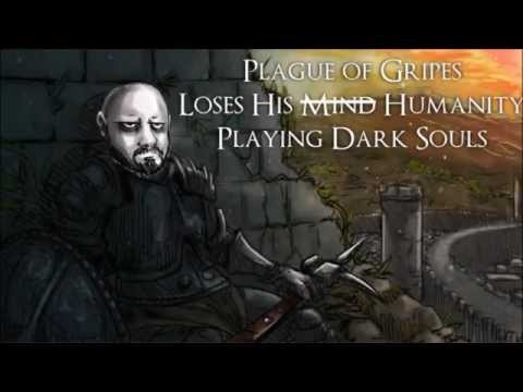 Plague Loses His Humanity Playing Dark Souls [Compilation]