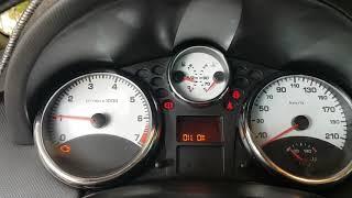Peugeot 207 broute et cale