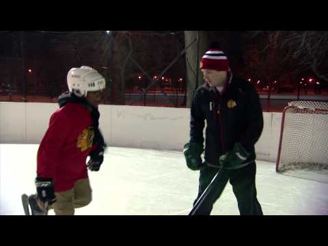 Chicago Park District Ice Rinks Open For 2014-2015 Season