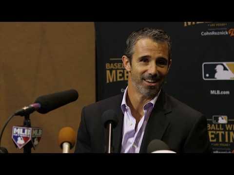 Brad Ausmus explains manager's duties in using analytics