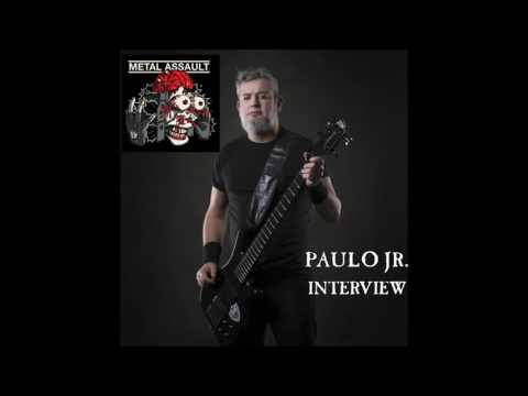 Interview with Paulo Jr. from Sepultura for Metal Assault, 05.04.2017
