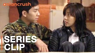 Why is my nemesis suddenly flirting with me? | Clip from 'King 2 Hearts'