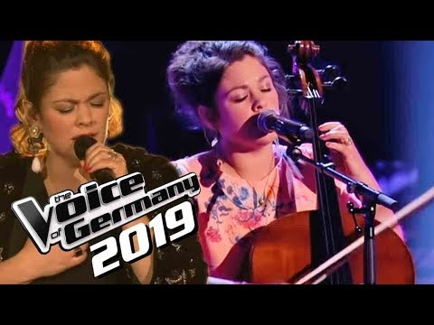 Best of: Fidi Steinbeck | The Voice of Germany 2019