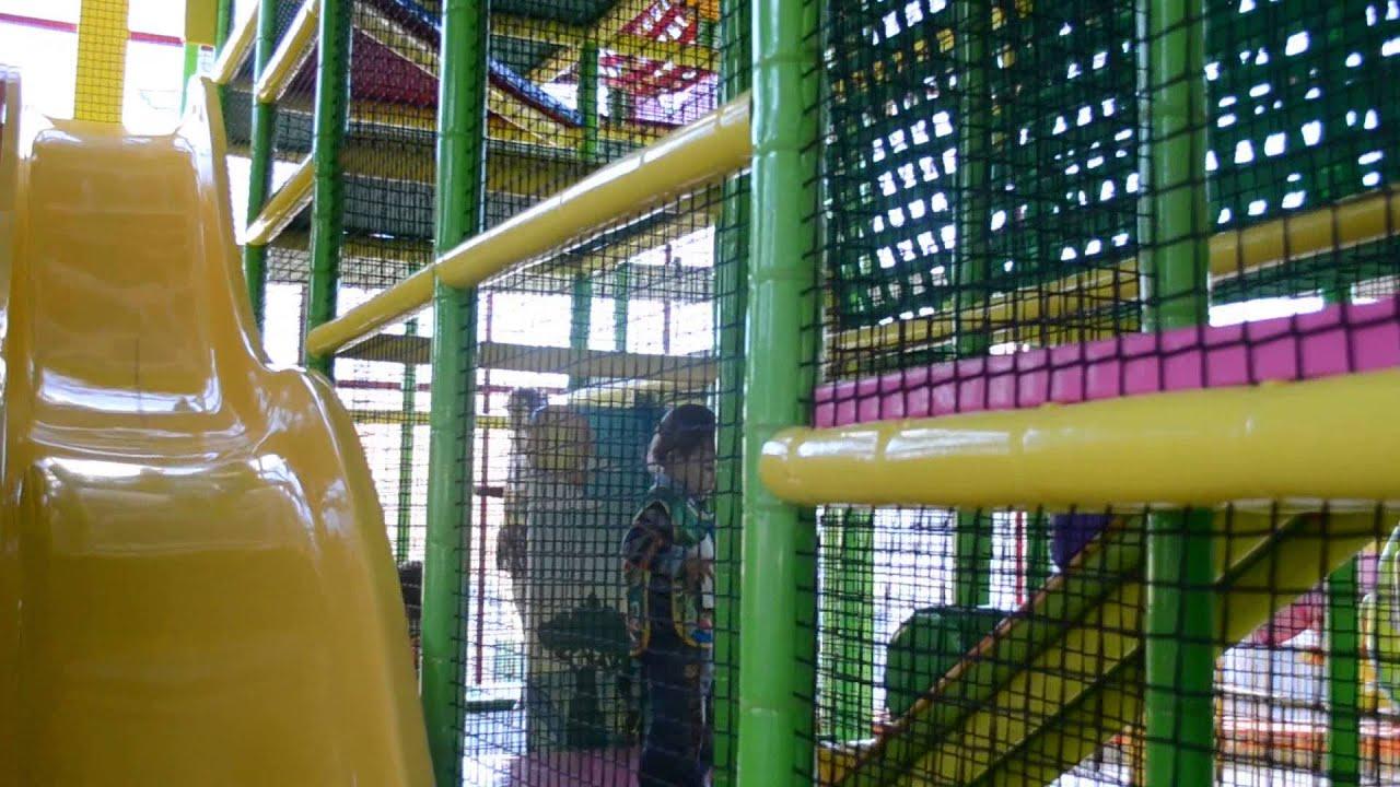 Детский развлекательный Центр Happy Land в Николаеве - аттракцион Большой