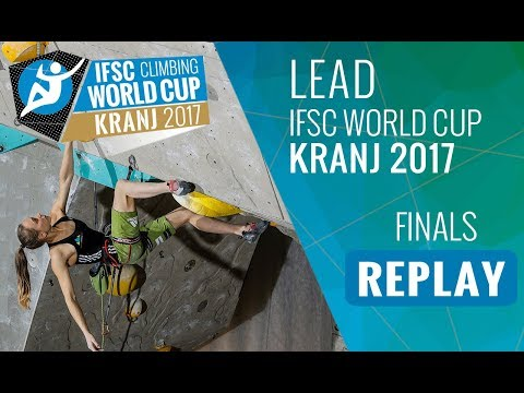 IFSC Climbing World Cup Kranj 2017 - Lead - Finals - Men/Wom