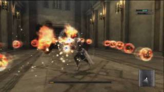Nier gameplay footage Part1 [Xbox360] HD