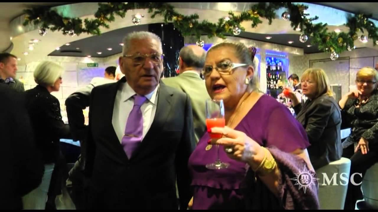 bde35e4bb477 MSC Divina My Cruise 2 Gala Night - YouTube