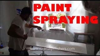 Spray Kitchen London, Respray Kitchen Doors,  Cupboards, Units, MDF Spray Painting