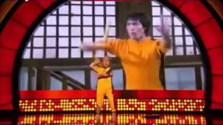 Baby Bruce Lee Will Nunchuk Your Brain