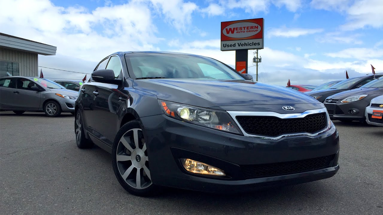 2013 kia optima ex luxury package with panoramic glass roof youtube. Black Bedroom Furniture Sets. Home Design Ideas