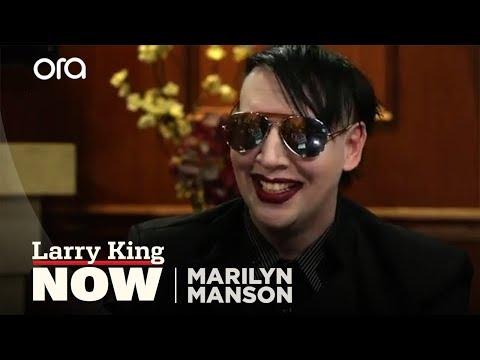 Marilyn Manson on Alice Cooper, Blame for School Shootings & Kanye West vs JayZ Full Interview