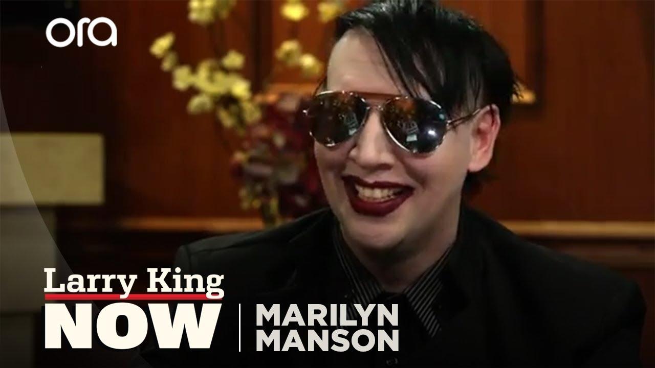 Marilyn Manson on Alice Cooper, Blame for School Shootings & Kanye West vs Jay-Z [Full Interview
