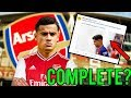 Phillipe Coutinho Transfer to Arsenal?   Coutinho Set to SIGN for Arsenal on Loan