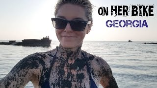 Georgia. On Her Bike Around the World. Episode 15