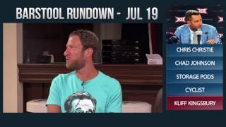 Barstool Rundown - July 19, 2017